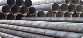 ASTM/ API SSAW STEEL PIPES