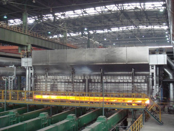 Anhydrous cold annealing furnace