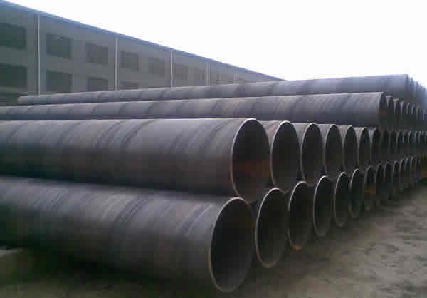 Spiral steel pipes/ ssaw pipe