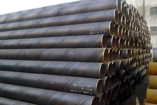 Carbon steel Spiral Pipe