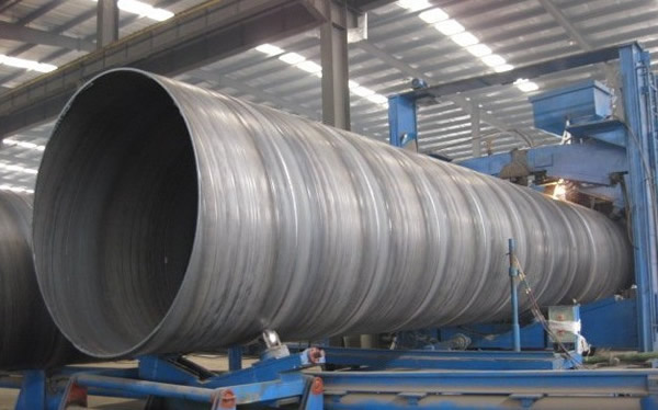 API Gr.B spiral steel pipes