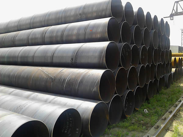 High quality Spiral steel pipe