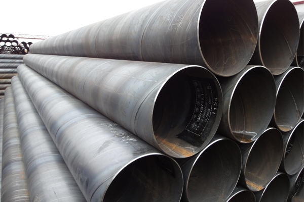 Carbon steel spiral steel API 5L PIPES