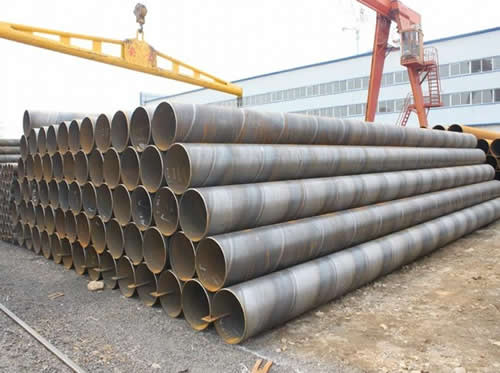 DN 3500 Spiral steel pipe