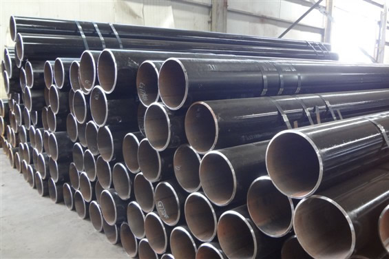 Low carbon steel Welded pipe