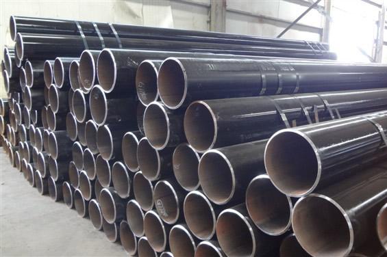 Low carbon steel Welded pipe