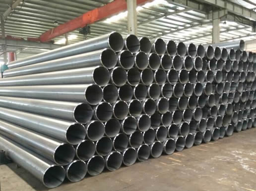 Carbon steel Brand new sch20 Welded steel pipe