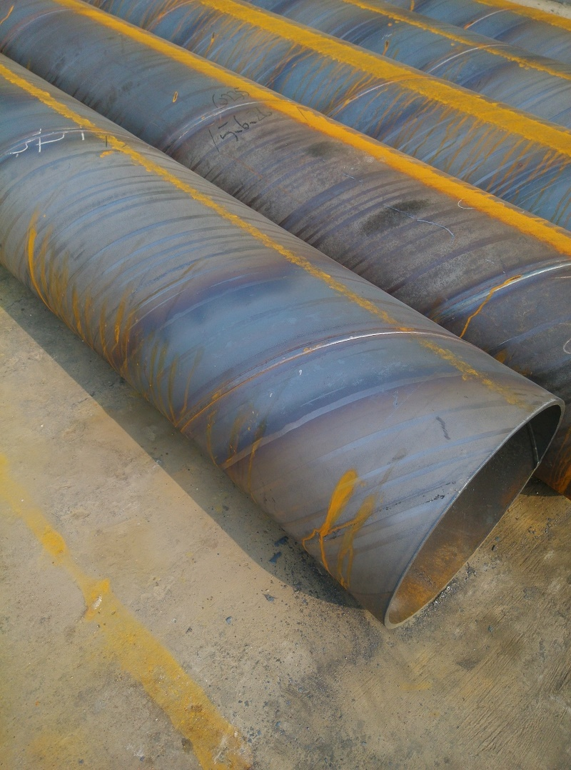 API5L Spiral Steel Pipes