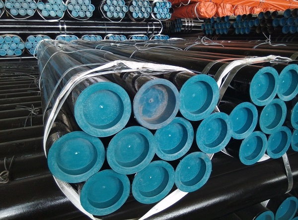 Max size seamless steel pipe in china