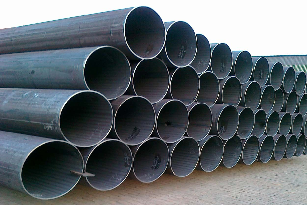 Big size steel pipes supplier