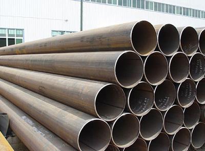 Carbon steel welding pipe