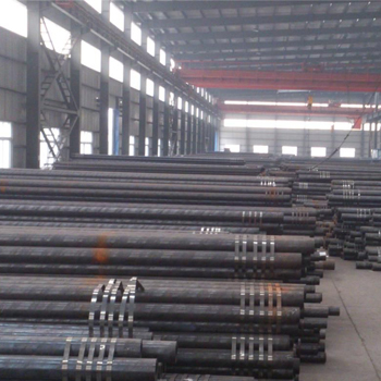 seamless steel pipes factory