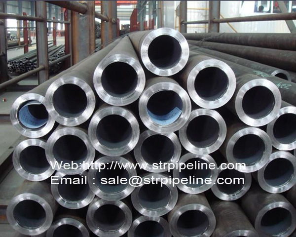 seamless steel pipes manufacture