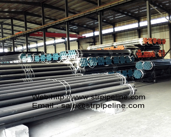 carbon steel SMLS steel pipe