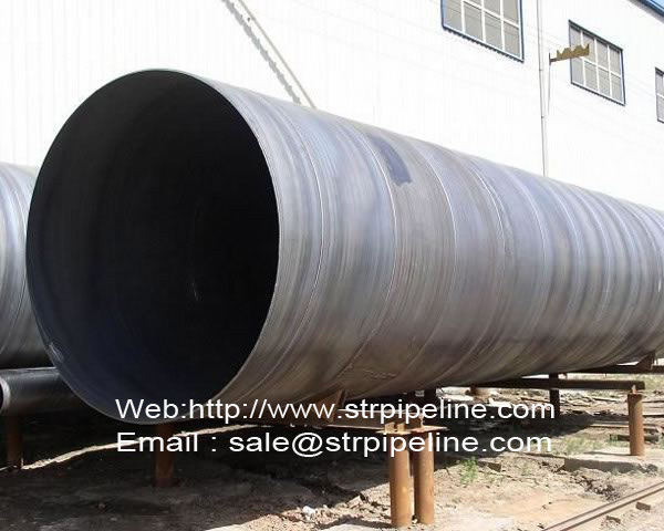 high quality mild steel spiral pipes
