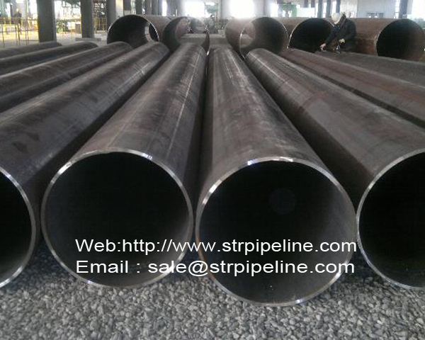High Quality Large Diameter Spiral Welded Steel Pipe