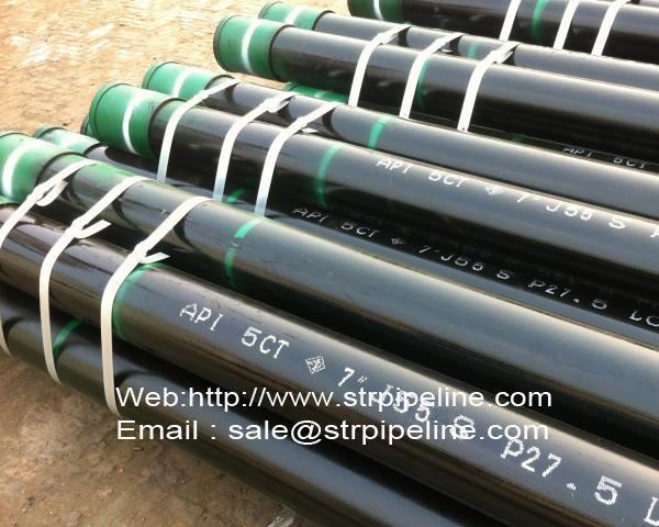 Stainless Steel Pipe Seamless for Oil Gas Tube