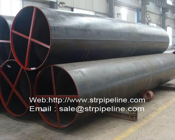 Galvanized Spiral Steel Pipe Welded Carbon Steel Pipe