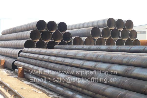 Dn1200 Sch20 spiral Steel Pipe API5l Gr B