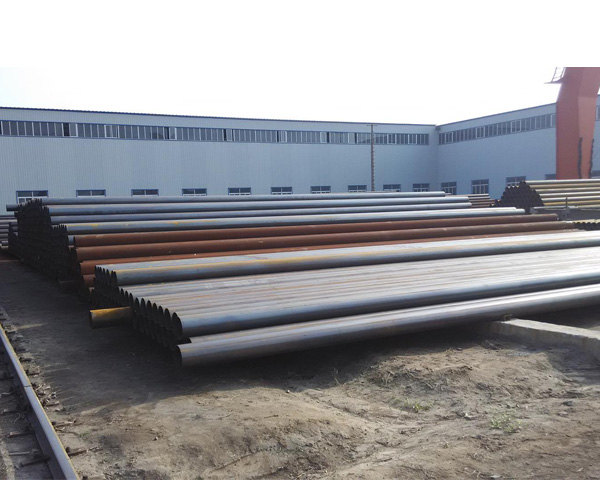API 3PE Fbe  Spiral Welded Line Pipe for Water Gas
