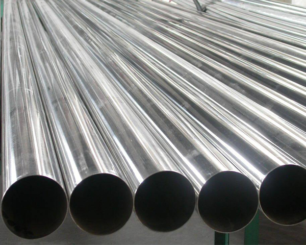 Welded Type Stainless Steel Pipe