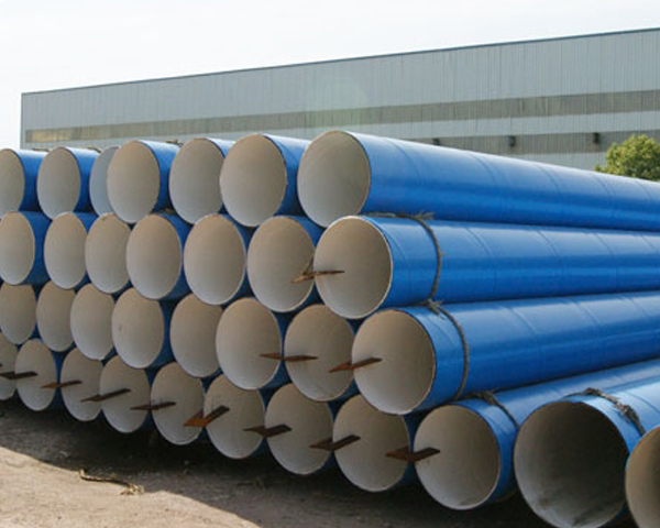 Q235B Spiral Steel Pipe for Oil