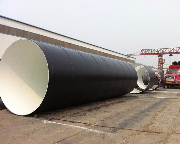 Steel Cold Rolled Oil Cone Pipeline
