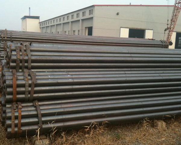 ASTM A572 Gr. 50 Spiral Steel Pipes