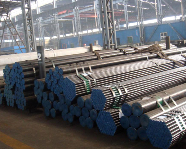 ASME A53 Gr. B Sch40  Oil Steel Pipe