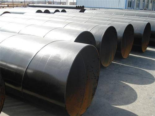 BS 1387 Heavy Grade Black Welded Steel Pipe