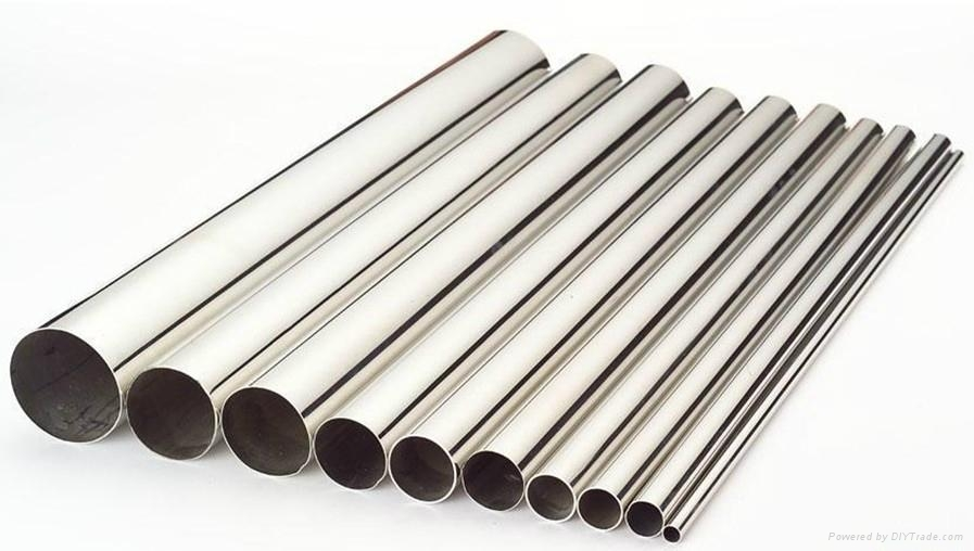 ASTM A789 S31803 Stainless Steel Welded Pipe