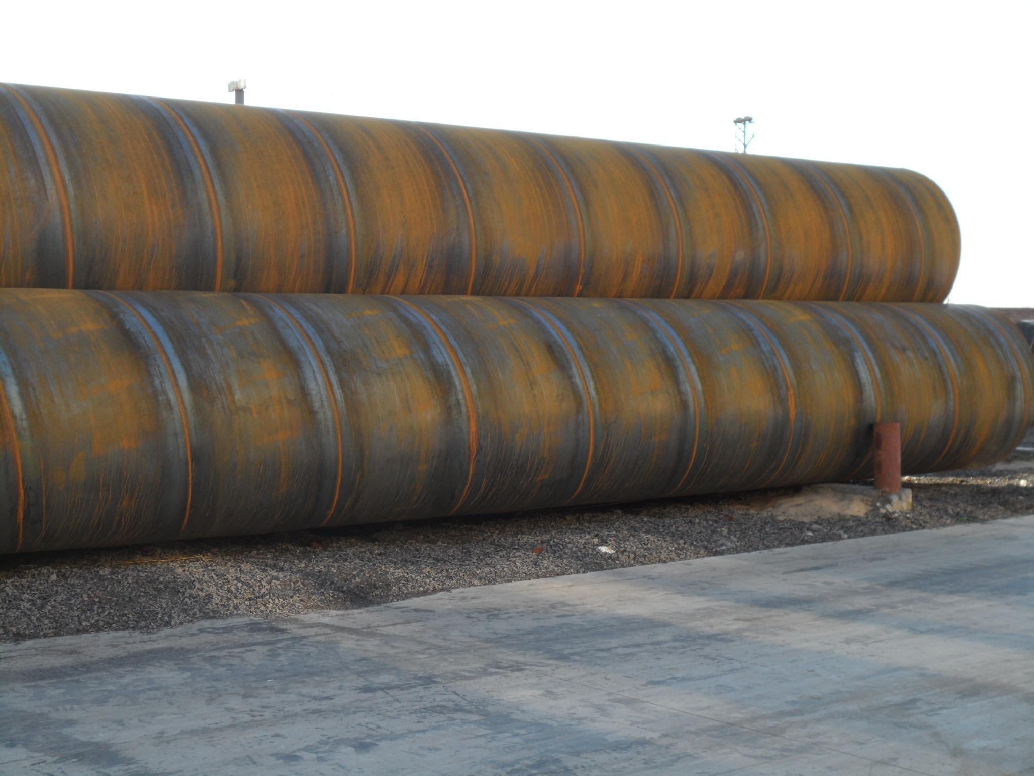 1200mm diameter welded steel pipe