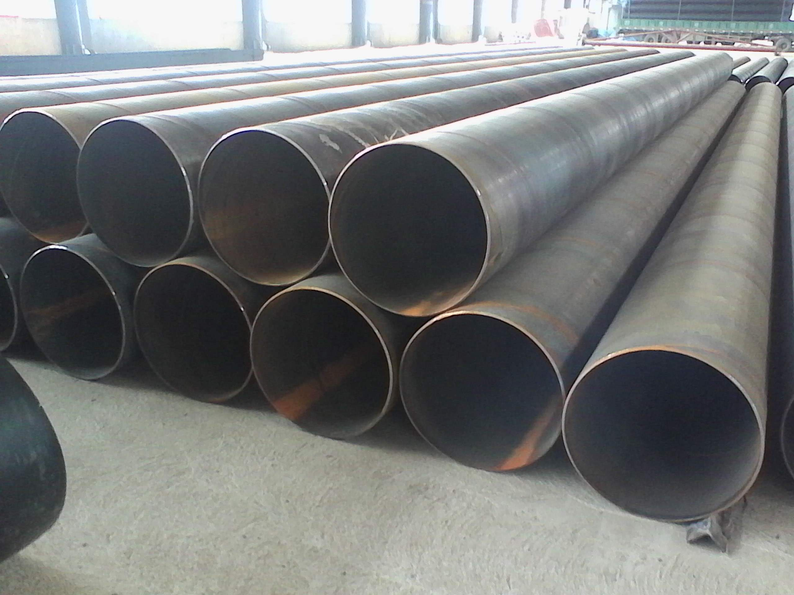 En 10219 ASTM A500 ERW Welded Steel Pipe