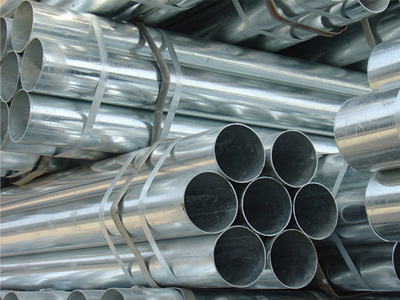 Hot Dipped Galvanized Welded Steel Pipe