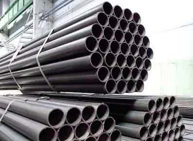 ASTM A36 A106 Low Carbon Seamless Steel Oil Pipe