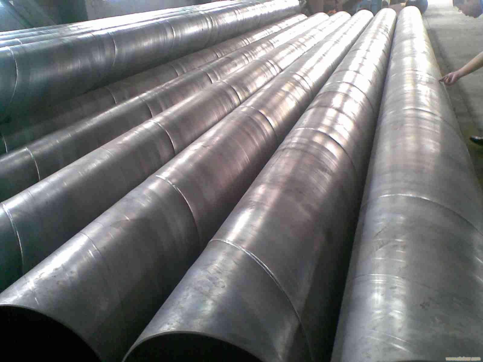 API 5L Psl 1 SSAW Welded Spiral Steel Pipe