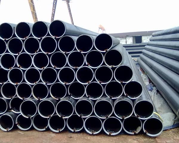 welded steel pipe555