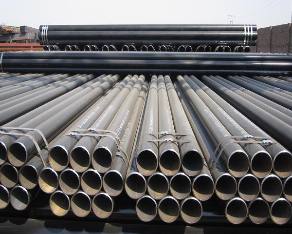 BS1387 Q345 Seamless Welded Steel Pipe