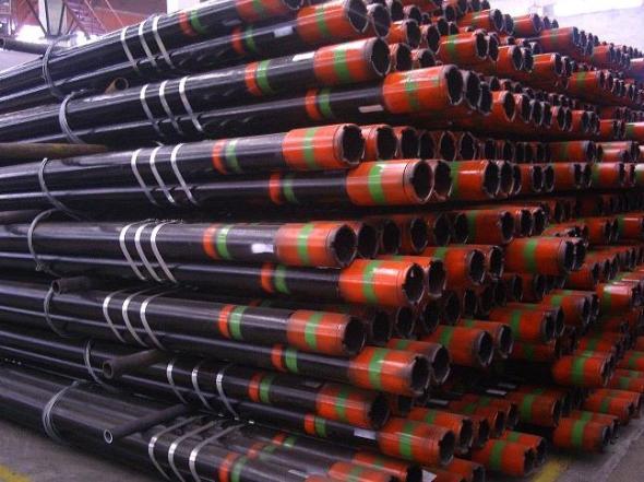 ASTM A106 Gr B Sch 40 Seamless Steel Pipe