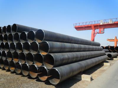 API 5L Gr B Sch 40 Welded Spiral Steel Pipe