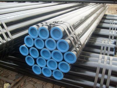 ASTM A53 SCH 40 ERW Seamless Carbon Oil Pipe