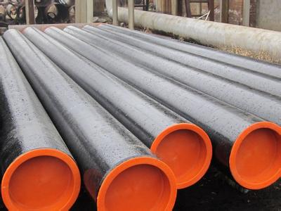 API 5L A106 Sch40 Seamless Steel Pipe