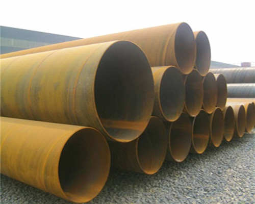 API 5L PSL2 5CT X56 Spiral Steel Pipe