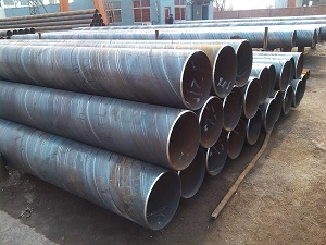 ASTM A53 30 Inch Welded Steel Pipe