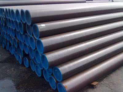 API Hot-rolled Black Seamless Steel Oil  Pipe