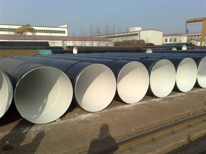 API 5L Gr.B SSAW Spiral Welded Steel Pipe