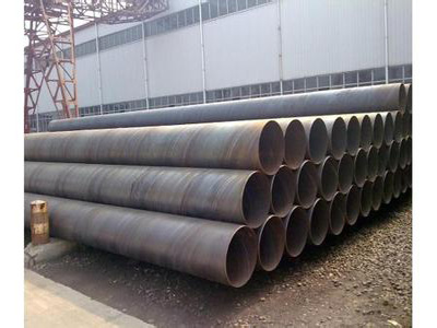 ASTM A252 SSAW 14Inch Spiral Steel Pipe