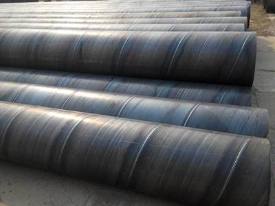API 5L x70 Spiral Galvanized Welded Steel Pipe