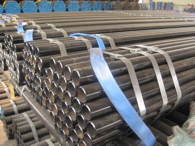 Sch40 A105 A106 Gr.B Carbon Seamless Steel Pipe
