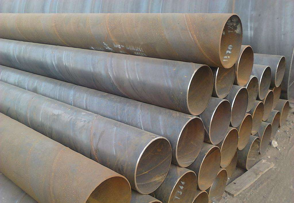 ASTM A252 Carbon Welded Steel Pipe